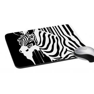 meSleep Zebra - Digitally Printed Mouse Pad