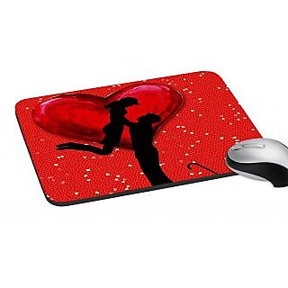 meSleep Love Mouse Pad