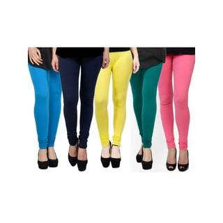 Pack of 5 Kjaggs Cotton Lycra Legging KTL-FV-9-10-11-12-18