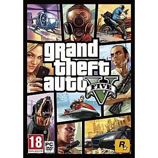 Grand Theft Auto 5 PC RELOADED VERSION