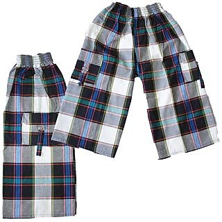 Boys Capri | Summer Wear | Pack of 2