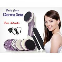 Derma Hair Remove Mini Spa Massage Facial Massager