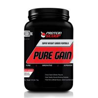 Protein Scoop Pure Gain Strawberry 1kg/ 2.2 Lbs