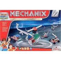 Zephyr Metal Mechanix – 2