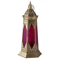 Sutra Decor Moroccan lantern