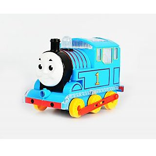 Thomas Engine with Lights  Sound Auto Rotation