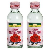 Ayurevedic Ark Gulab (Rose Water)-Set Of Two