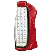 Eveready HL52 39-LEDs Rechargeable Emergency Home Light (Red)