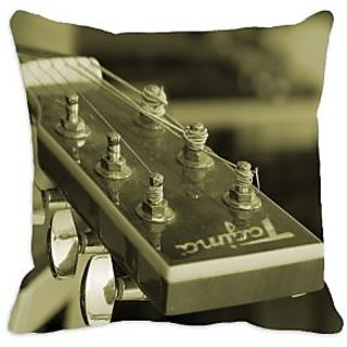 meSleep Guitar 3D Cushion Cover (16x16)