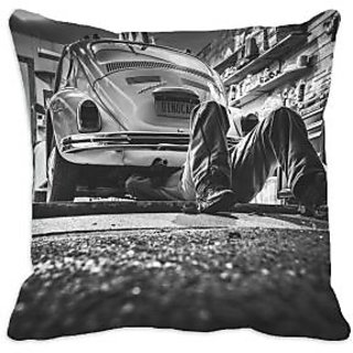 meSleep Mechanic 3D Cushion Cover (16x16), Cushion Covers