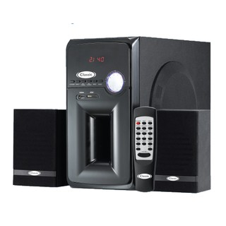 CL 3100 Dx - Classic CL 3100dx 2.1 Home Audio Speaker system