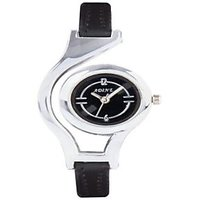 Ad-1201 Black- Black Women Watch