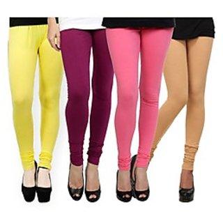 Kjaggs Multi-Color Cotton Lycra Full length legging (KTL-FR-17-18-19-11)