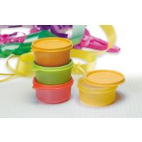 Tupperware Tropical Cups / Bowls - 230Ml Set Of 3