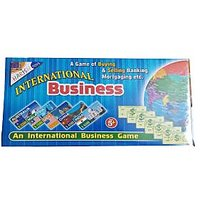 Business Board Game Family Game