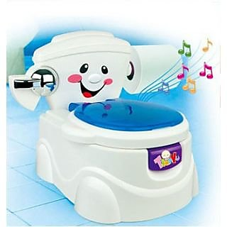 New Innovative Baby Musical Potty Trainer with Auto-Sensor to play Music