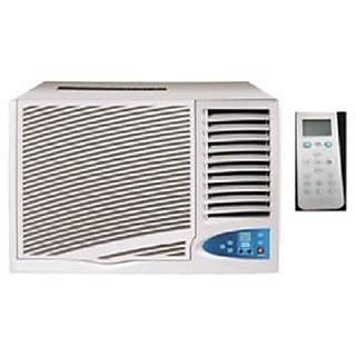 Videocon vwf53 we1 1 5 ton 3 star window air conditioner for 1 5 ton ac window
