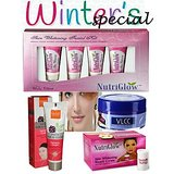 Winter Special Offer Facial Kit, Lip Balm , Fairness Cream & Bleach