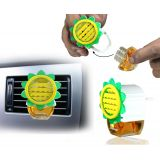 Beautiful Fresh Refillable Lemon Perfume For Car Ac Vents En
