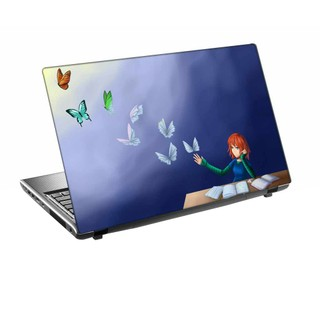 Comely Snooky Vinyl Skin Sheet Laptop Decal 23891