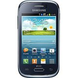 Samsung Galaxy Young S6312 (Deep Blue)