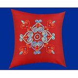 Aniraj Creations Cushion Covers Maroon Option 2