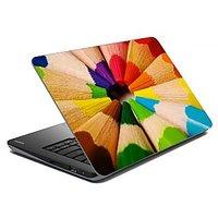 MeSleep Color Pencils Laptop Skin LS-01-44