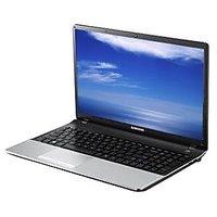 Samsung NP300E5C-A09IN Laptop (3rd Gen Ci3/2GB/500GB/Win8) (Dual Tone Titan Silver - Black)