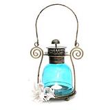 Ancient Turquoise Lantern