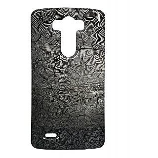 Pickpattern Back Cover For Lg G3 BLACKROOMLGG3