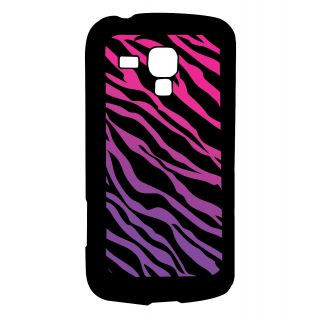 Pickpattern Back Cover For Samsung Galaxy S Duos S7582 PINKZEBRASDS