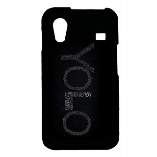 Pickpattern Back Cover For Samsung Galaxy Ace S5830 TYPOYOLOACE