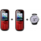 VOX V7 + V7 Dual Sim Combo with Free One Watch