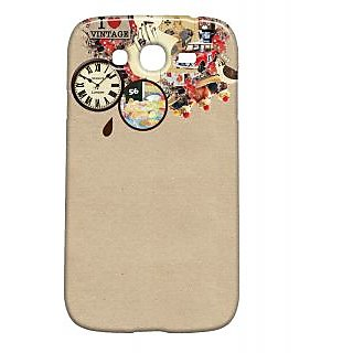 Pickpattern Back Cover For Samsung Galaxy Grand/Grand Duos i9082 IHEARTVINTAGEGG