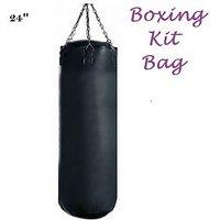 Boxing Punching Kit Bag Filled 24