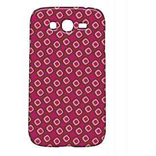Pickpattern Back Cover For Samsung Galaxy Grand/Grand Duos i9082 FUSCHIABOXESGG