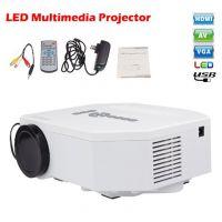 2015 NEW Arrival!UC30 HD Home Theater MINI Projector For Video Games TV Movie Su