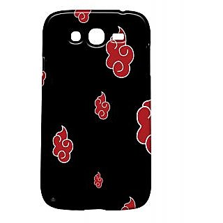 Pickpattern Back Cover For Samsung Galaxy Grand/Grand Duos i9082 NARUTOREDGG