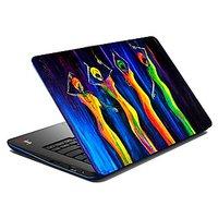 Mesleep   Four Ladies Laptop Skin LS-07-28