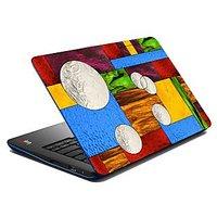 Mesleep Multi Moon Laptop Skin LS-07-35