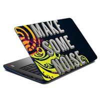 Mesleep Make Some Noise Laptop Skin LS-07-54