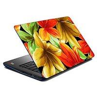 Mesleep Maple Leaves Laptop Skin LS-04-12