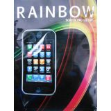 Rainbow Apple Iphone 4 4s 4s Lcd Scratch Guard Screen Protector