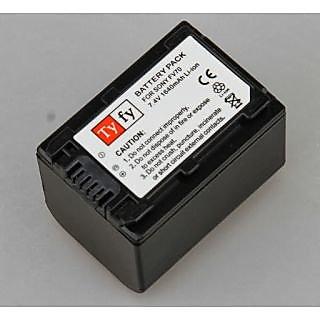 Tyfy - Battery for Sony Cameras - NPFV70