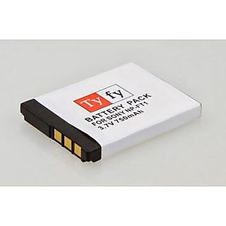 Tyfy NP-FT1 750mAh Lit-ion Rechargable Battery