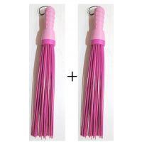 Bathroom Cleaning Broom Buy 1 Get 1 Free Pink