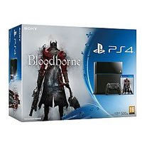 Sony Playstation 4 500GB Gaming Console With BLOODBORNE
