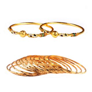 Black Non Plated Set Of Necklace Ring Bracelet Bracelets For Women