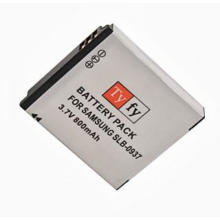 Tyfy - Battery for Samsung Cameras - SLB-0937