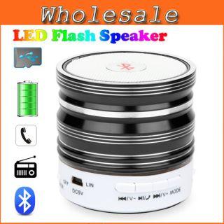 Mini Wireless Bluetooth Hi Fi Speaker Music Player TF Card Usb Handsfree